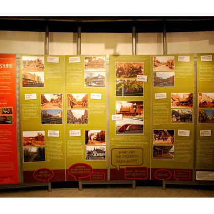 "Expozice ""My warwickshire"" - past and present"