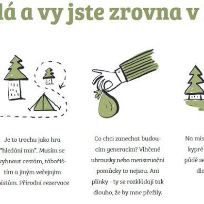 Kampaň pro Český Ráj - grafika Jana K. Kudrnová